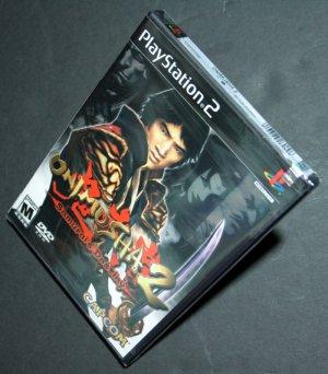 Onimusha 2 Samurai's Destiny (Brand New-White Label Sealed)