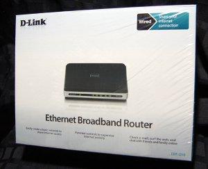 D-Link Ethernet Broadband Router (EBR-2310)