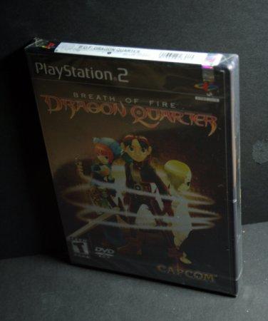 Breath of Fire Dragon Quarter (Brand New-White Label Sealed)