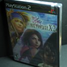 Final Fantasy X-2 (Brand New-White Label Sealed)