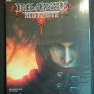 *FF7 Dirge of Cerberus BradyGames Official Stratedy Guide (PS2)