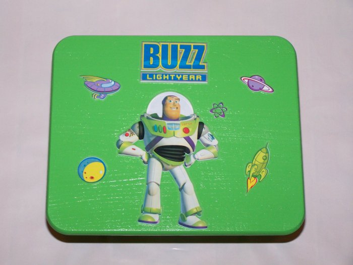 Toy Story Stool : Green toy story buzz lightyear step stool time out bench