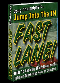 Internet Marketing Fast Lane