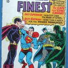 WORLD'S FINEST SUPERMAN & BATMAN NO 159  AUGUST 1966 DC COMICS