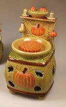 Fall Pumpkin Wax Warmer