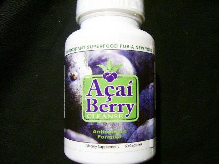 Acai Berry Cleanse