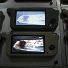 """PAIR 9"""" Inch TFT LCD VISOR SUNVISOR MONITORS for DVD"""