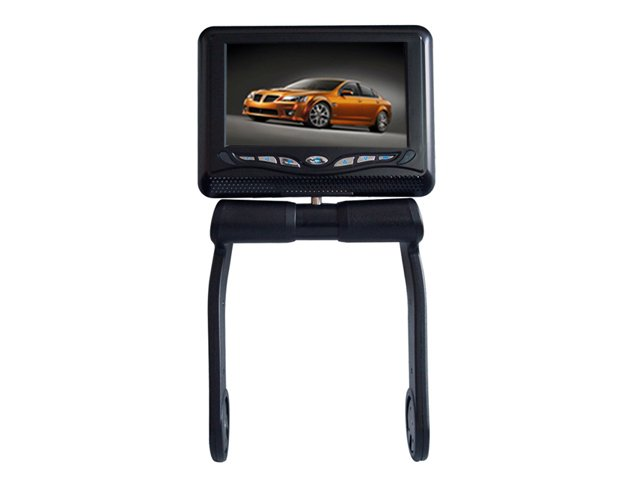 """7"""" LCD TFT Armrest DVD Player USB/SD/TV/FM/TOUCH SCREEN/BLUE TOOTH"""