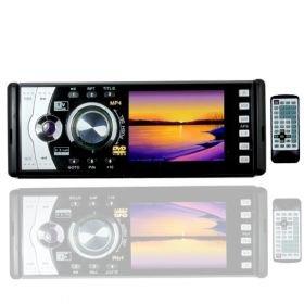 "7"" In Dash DVD Player SD/USB/TV/FM/Divx/Bluetooth, Touch Screen"