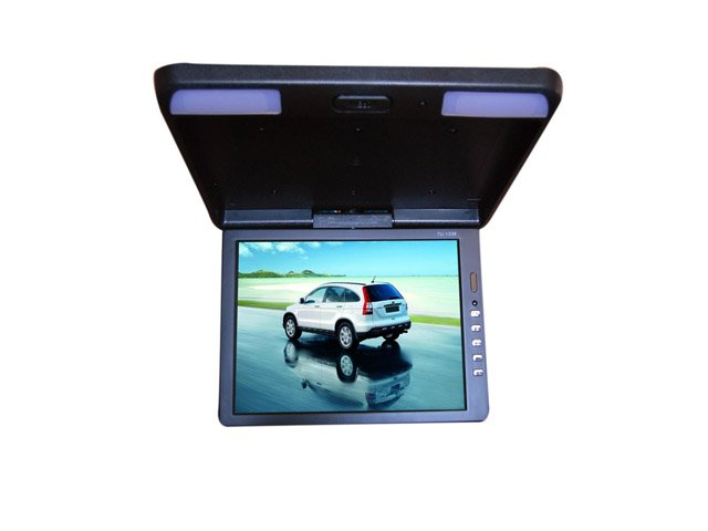 "13.3"" IR LCD TFT Screen Overhead Flip-Down Monitor"