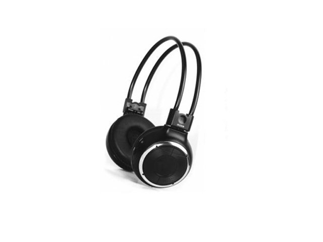 NEW Wireless Single Channel IR Foldable Headphones
