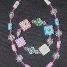 Joely's Butterflies: Necklace & Bracelet