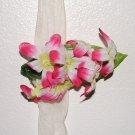 Pink Hyacinth Hair Clip
