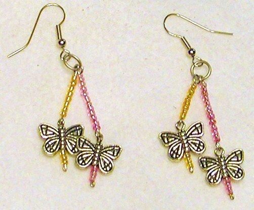 Jewels 4 Jewel - Long Dangle Earrings