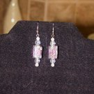 Crystal Roses Earrings