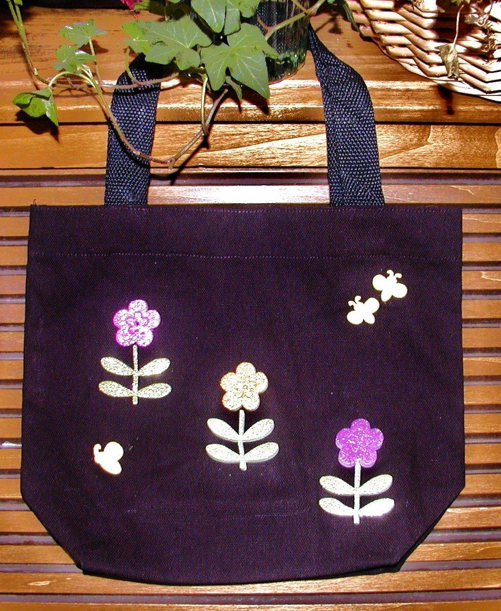 Flowery Bumblebees Bag