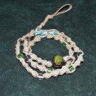 Spiral Hemp Necklace