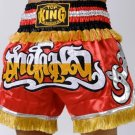 Muay Thai Boxing shorts  (Satin) TKTBS-016
