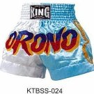 Muay Thai Boxing shorts  (Satin)  KTBSS-024 ORONO!!