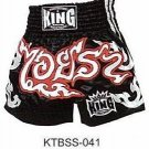 Muay Thai Boxing shorts  (Satin)  KTBSS-041 AiyaRa