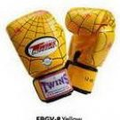 TWINS FANCY GLOVES (FBGV-8) Yellow