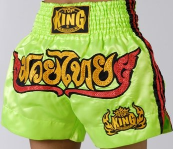 Muay Thai Boxing shorts  (Satin)  TKTBS-006