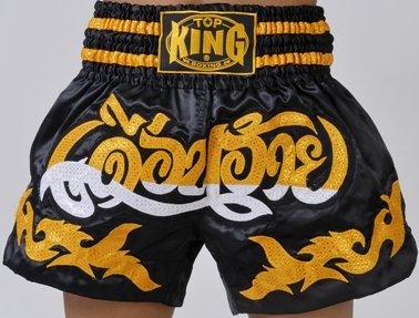 Muay Thai Boxing shorts  (Satin)  TKTBS-021