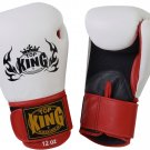 King Professional Boxing Gloves Velcro Air (KBGAV)