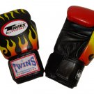 TWINS FANCY GLOVES (FBGV-7) Fire Flame