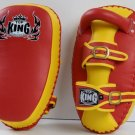 Kicking pads (TK-KPP) Professional Curve and Buckle By Top King