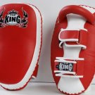Kicking pads (TK-KPP) Professional Curve and Velcro By Top King