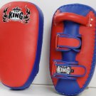 Kicking pads (TK-KPP) Professional Straight and Velcro By Top King
