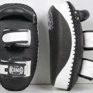 Kicking pads (TK-KP) Straight and Velcro By Top King