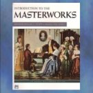 Introduction To The Masterworks Solo Piano Willard Palmer