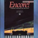 Encore Book 1 Classical Piano Literature Jane Magrath