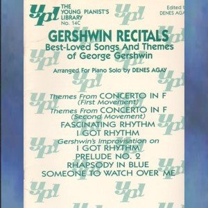 The Young Pianist's Library Gershwin Recitals 14C