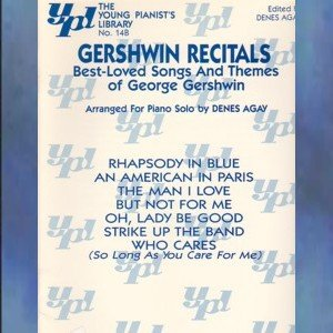 The Young Pianist's Library Gershwin Recitals 14B