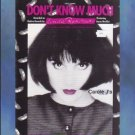 Don't Know Much Easy Piano Solo Linda Ronstad