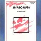 Impromptu Intermediate Piano Solo Robert Schultz