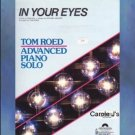 In Your Eyes Advanced Piano Solo Michael Masser