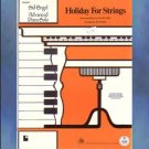 Holiday For Strings Advanced Piano Solo David Rose