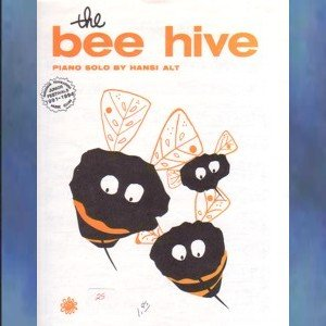 The Bee Hive Early Intermediate Piano Solo Hansi Alt