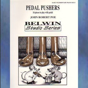 Pedal Pushers 14 Pieces To Play With Pedal John Poe NFMC Selection