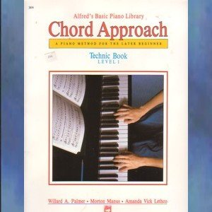 Alfred's Basic Chord Approach Technic Book Level 1