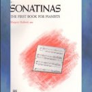 Sonatinas The First Book For Pianists Margery Halford