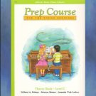 Alfred's Basic Piano Prep Course For the Young Beginner Theory Level C