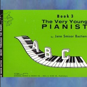 Bastien Music Through The Piano The Very Young Pianist Bk 3