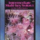 Bastien Intermediate Piano Course Multi-Key Solos 1