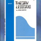 Bastien Piano Library Theory Lessons Level 2