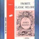 Bastien Piano Library Favorite Classic Melodies Level 4